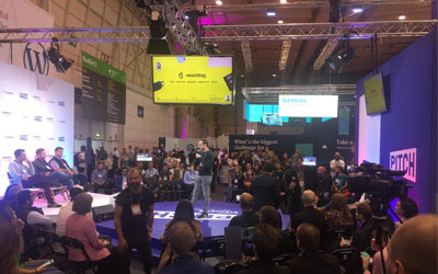 reachtag auf der WebSummit 2019 in Lissabon